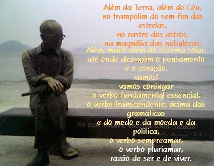 Carlos Drummond de Andrade - Pensador