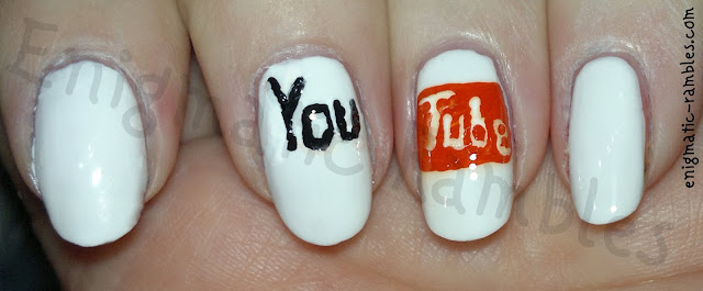 youtube-nails-nail-art