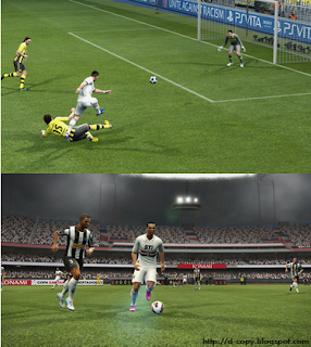 Download Gratis Patch 3.6 PES 2013
