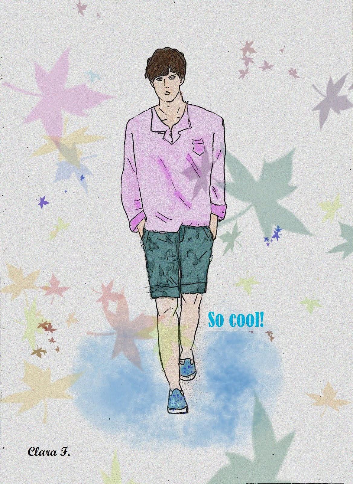 Ilustración de Moda: concurso El Corte Inglés (finalista)
