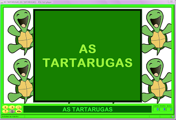 AS TARTARUGAS(JCLIC)