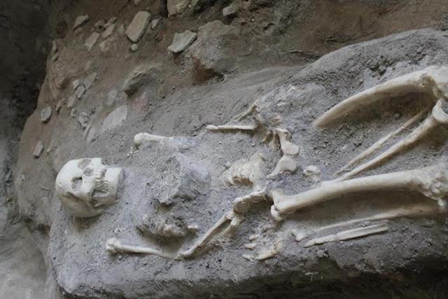 Temuan Fosil Manusia Purba di Takengon :: Jejak Alam Bebas