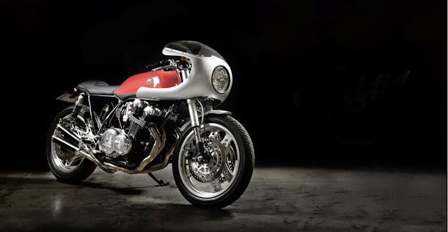 Honda CB 900 Bol d'Or par CRD!