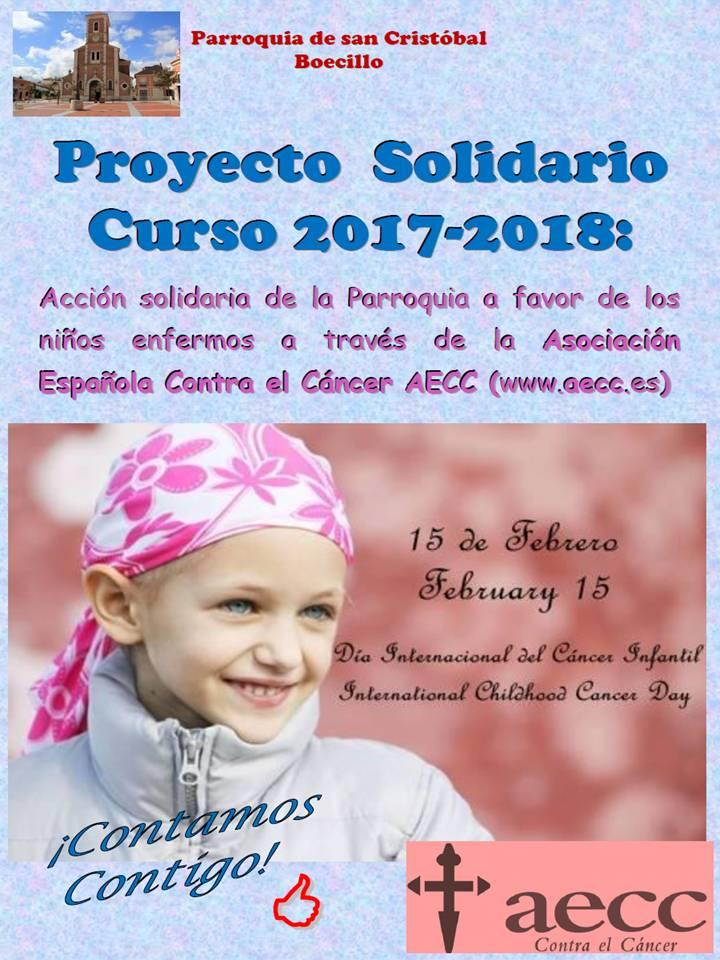 Proyecto Solidario 2017-2018