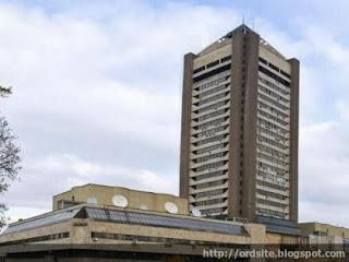 Силовики захватили телецентр в Киеве