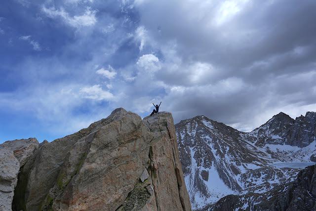 Thor Peak Summit