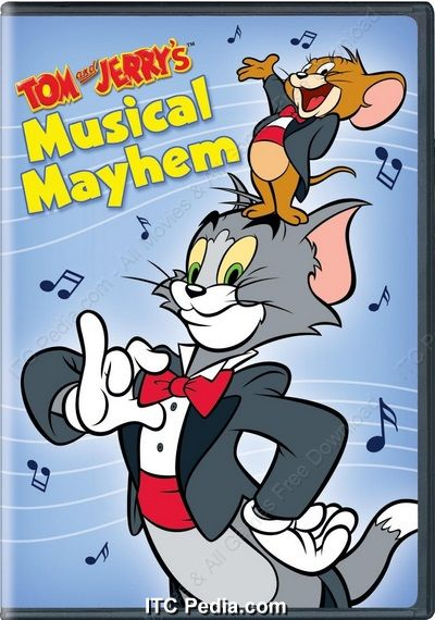 Tom and Jerry's Musical Mayhem (2013) DVDRip x264 AC3 - FooKaS