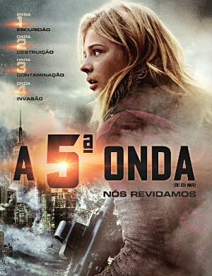 Baixar onda A 5ª Onda HDTS XviD & RMVB Dublado Download