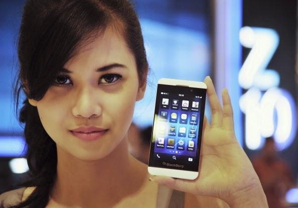 Ponsel BlackBerry 10 Kini Punya Toko Aplikasi Android