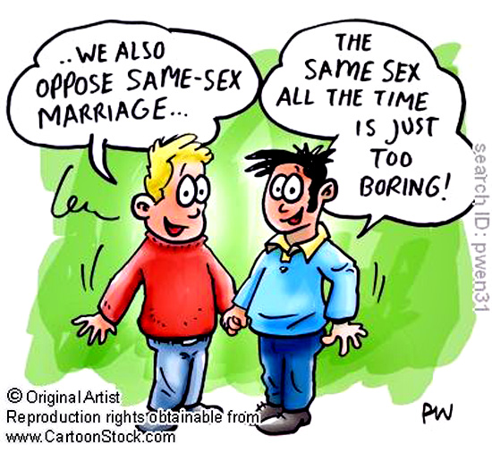 This is supposed to be a gay rights cartoon i found here.