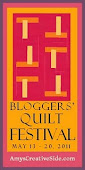 Blogger&#39;s Quilt Festival 2011