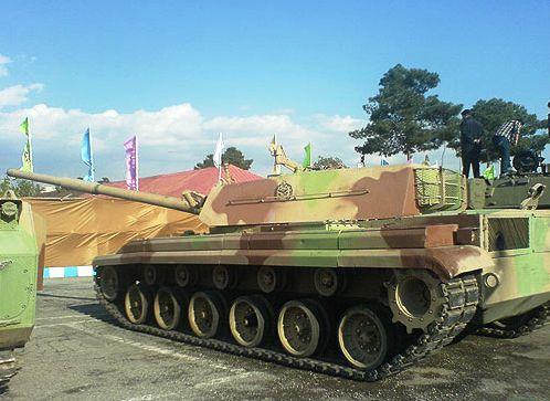 MBT Iran