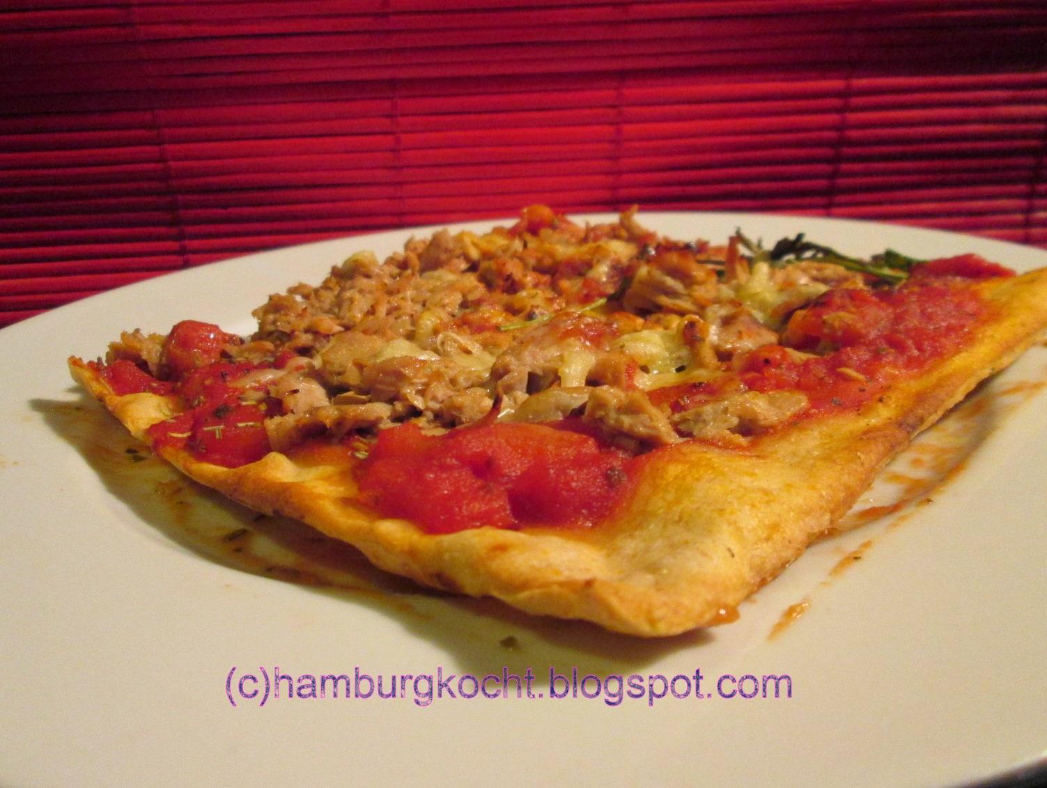 Hamburg kocht!: Grundrezept: Hefeteig für Pizza oder Flammkuchen