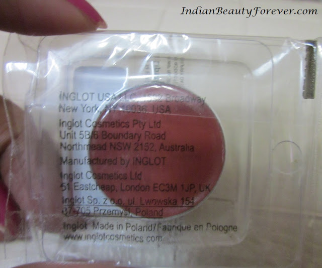 Inglot Freedom System Lipstick refill