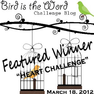 Bird is the word featured winner