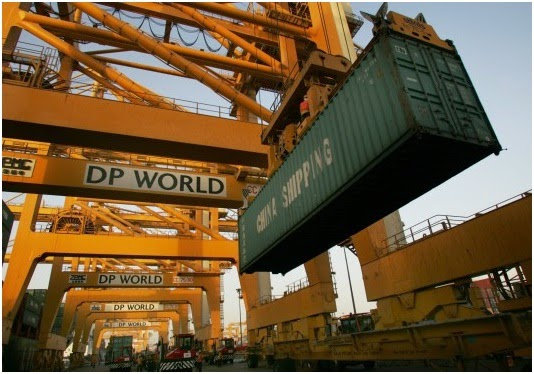 DP World's Newly Added Capacity Bearing Fruit