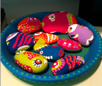 DIY Painted Rocks Crafts
