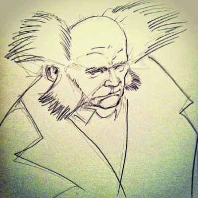 Νίκος Λυγερός - Το μοντέλο του Schopenhauer.