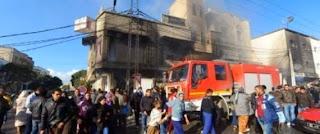 Affrontements et arrestations de délinquants à cité Ettadhamon