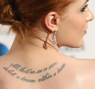 tattoo femininas