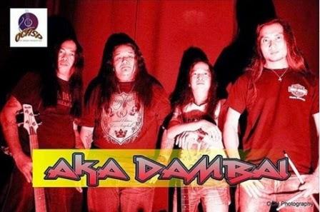 Album 'Ngeransi'  Aka Dambai Band