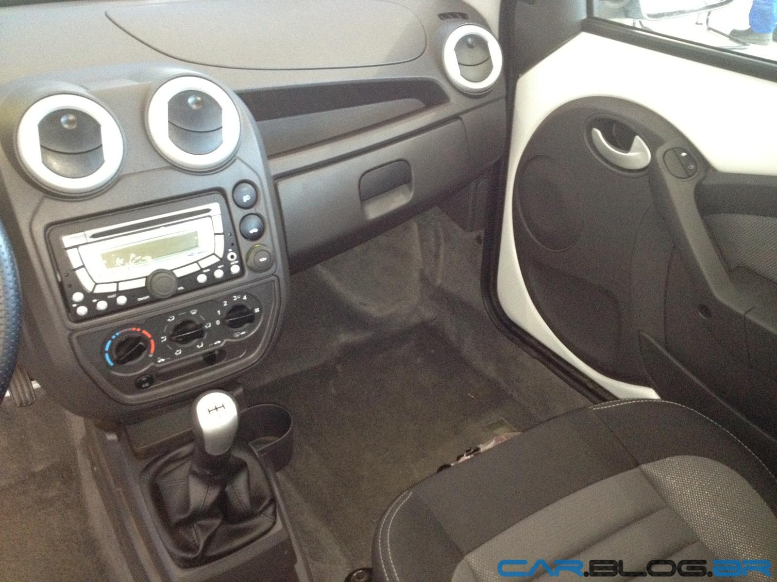 Ford ka sport 2013 fotos pre o e ficha t cnica car blog br - Interior ford ka ...