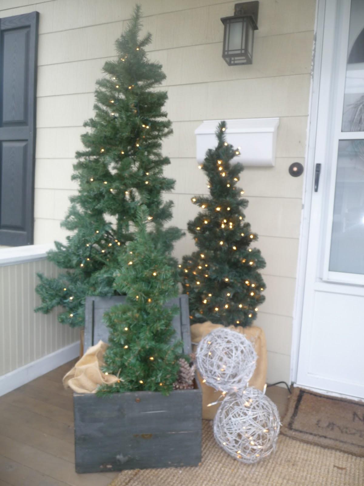 Rita Hurley Christmas Decorations Front Porch