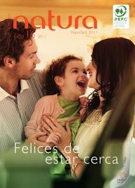 Catálogo Natura ciclo 16 / 2011