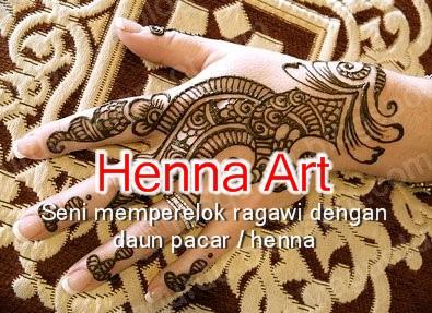 Design Tattoo Henna Art Panduan Seni Menghias Kuku Tangan Dan