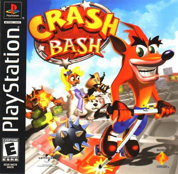 Crash Bash Working Game