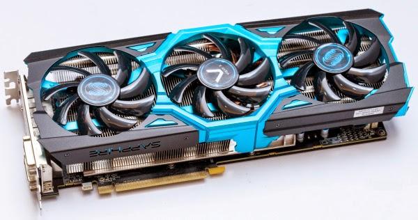 Sapphire Vapor-X Radeon R9 290X 8GB