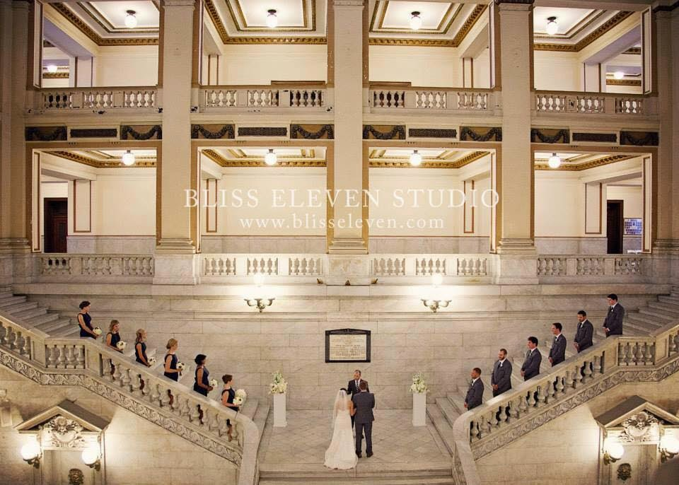 St Louis Wedding Liaison Blog: RANDOM LOCATION :: City Hall Rotunda
