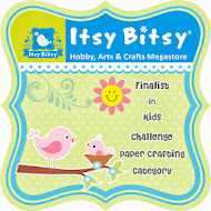 I am a finalist at Itsy Bitsy (Sep,2013)