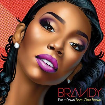 Brandy - Put It Down (feat. Chris Brown) Lyrics