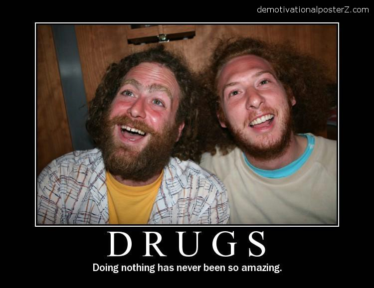 two hippies on drugs