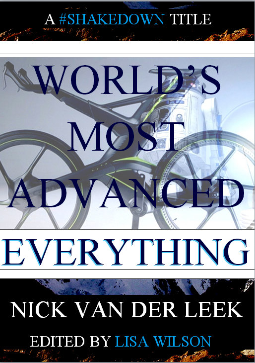 Wow>>> THE WORLD'S MOST ADVANCED EVERYTHING!
