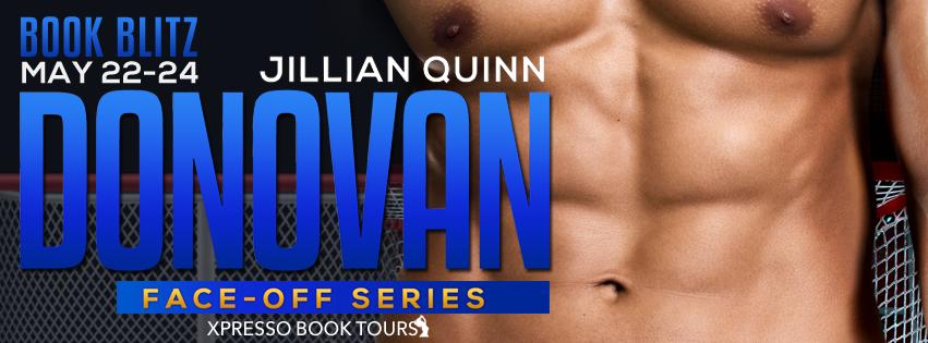 Donovan Book Blitz