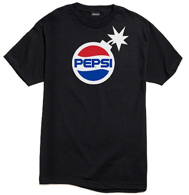 The Hundreds x Pepsi T-Shirt Collection