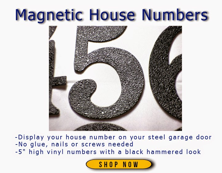 http://www.garagedoorzone.com/HA104-Magnetic-House-Numbers-5-Black-HA104.htm?productId=215