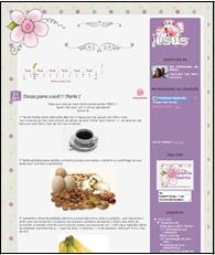 Blog Cantinho da Vanderléia