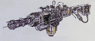 Plasma Rifle from Fallout 3