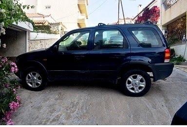 ΠΩΛΕΙΤΑΙ - Αυτοκίνητο Τζιπ 4χ4 - Μάδερικ- μοντέλο 2004