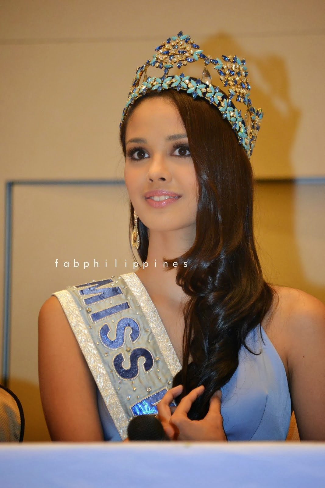 Miss World 2013 Megan Young Grand Homecoming