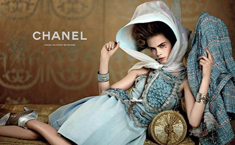 chanel resort 2013 ad campaign