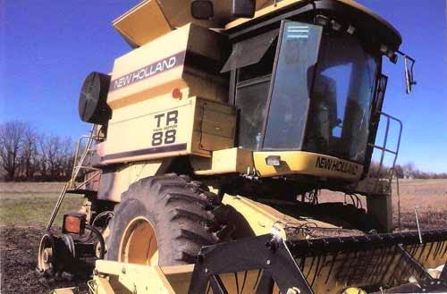 New Holland TR88 combine parts
