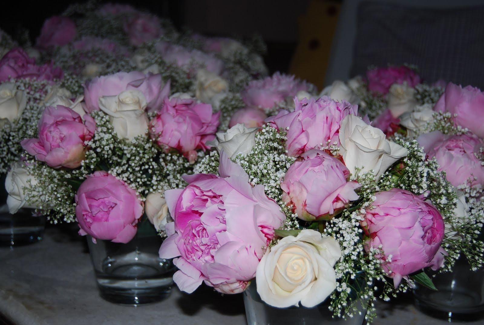 Delipapel: Centros de mesa de flores