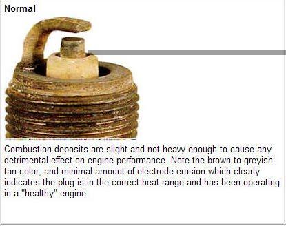 how to find bad spark plug