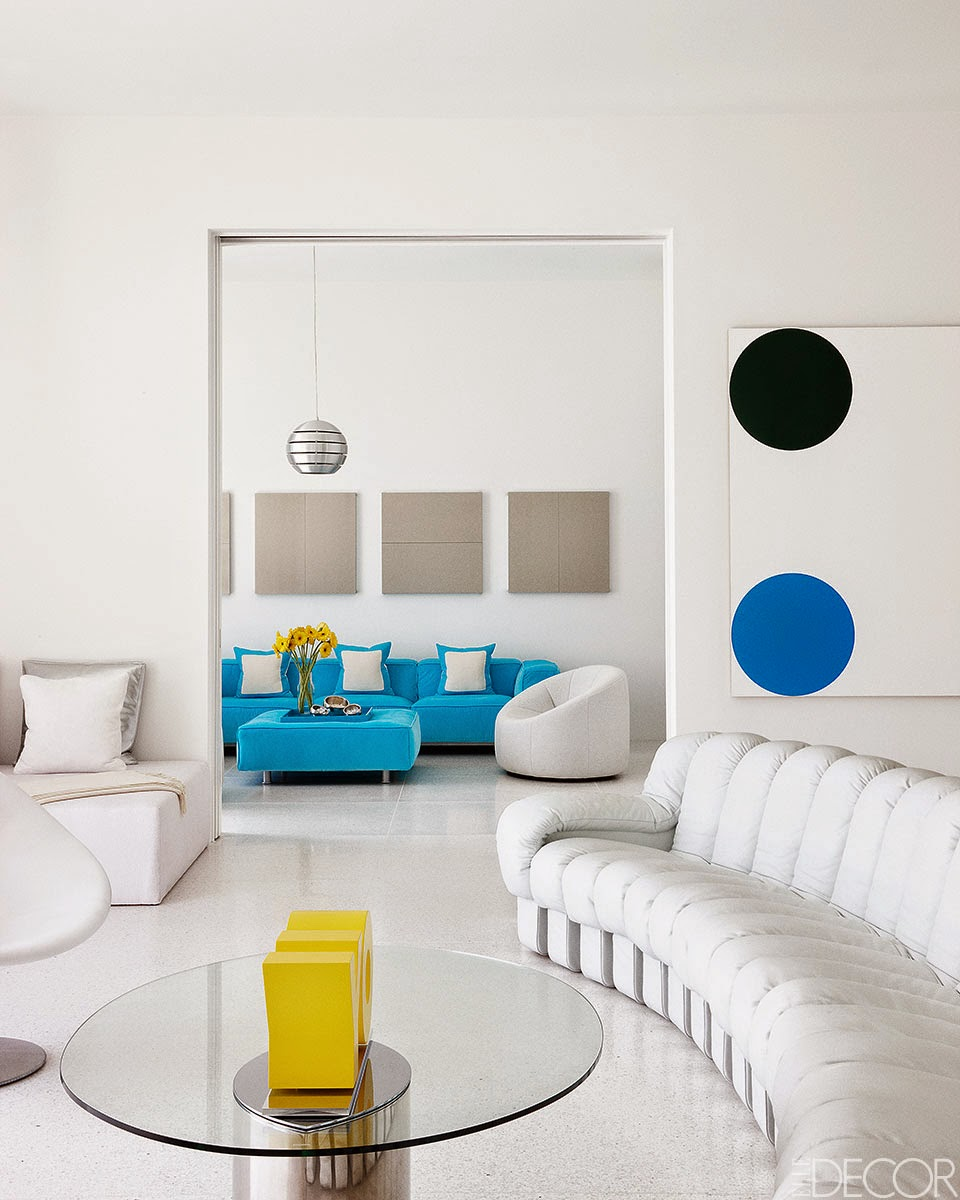 Turquoise The Color Of Good Fortune Architecture Decorating Ideas