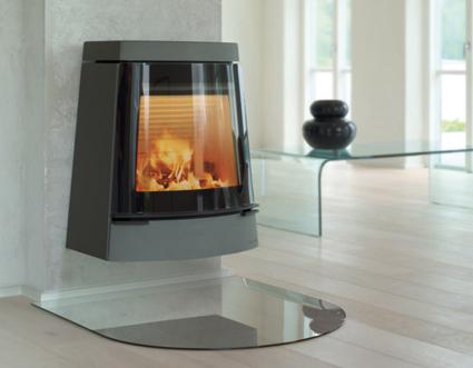 Idee casa stufe moderne per risparmiare sul riscaldamento - Stufe a legna moderne ...