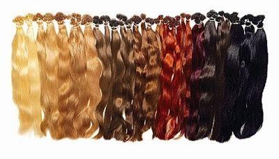 наращивание волос как способ преображения